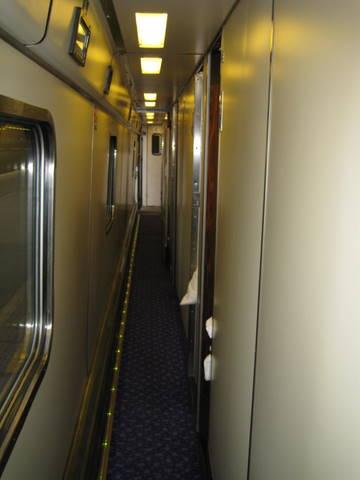 Sleeper Corridor