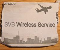 Bangkok Airport Wifi